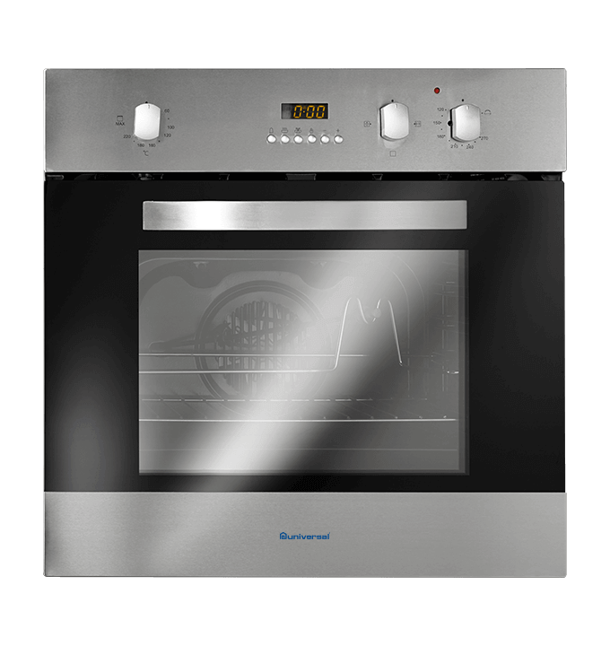 Gas Cooker Digital control,Elegant display Edge