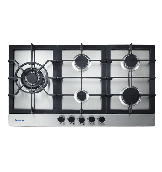 cooker Gas built in hub, Self ignitions, safety Alpha